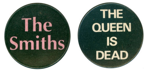 The Smiths Vintage Promo Pin Badges